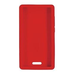 Omnipod Dash Silikonskal Red