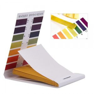 pH papir - Ph 1-14, 80 stk.