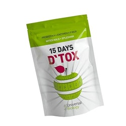 15 days D'tox-te