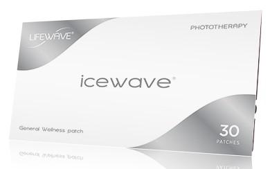 Icevawe smerteplaster, 8 stk.