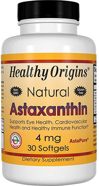 -50%, Astaxanthin, 4 mg