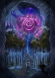 Rose Path Print