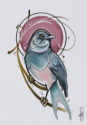 Free as a Bird Print