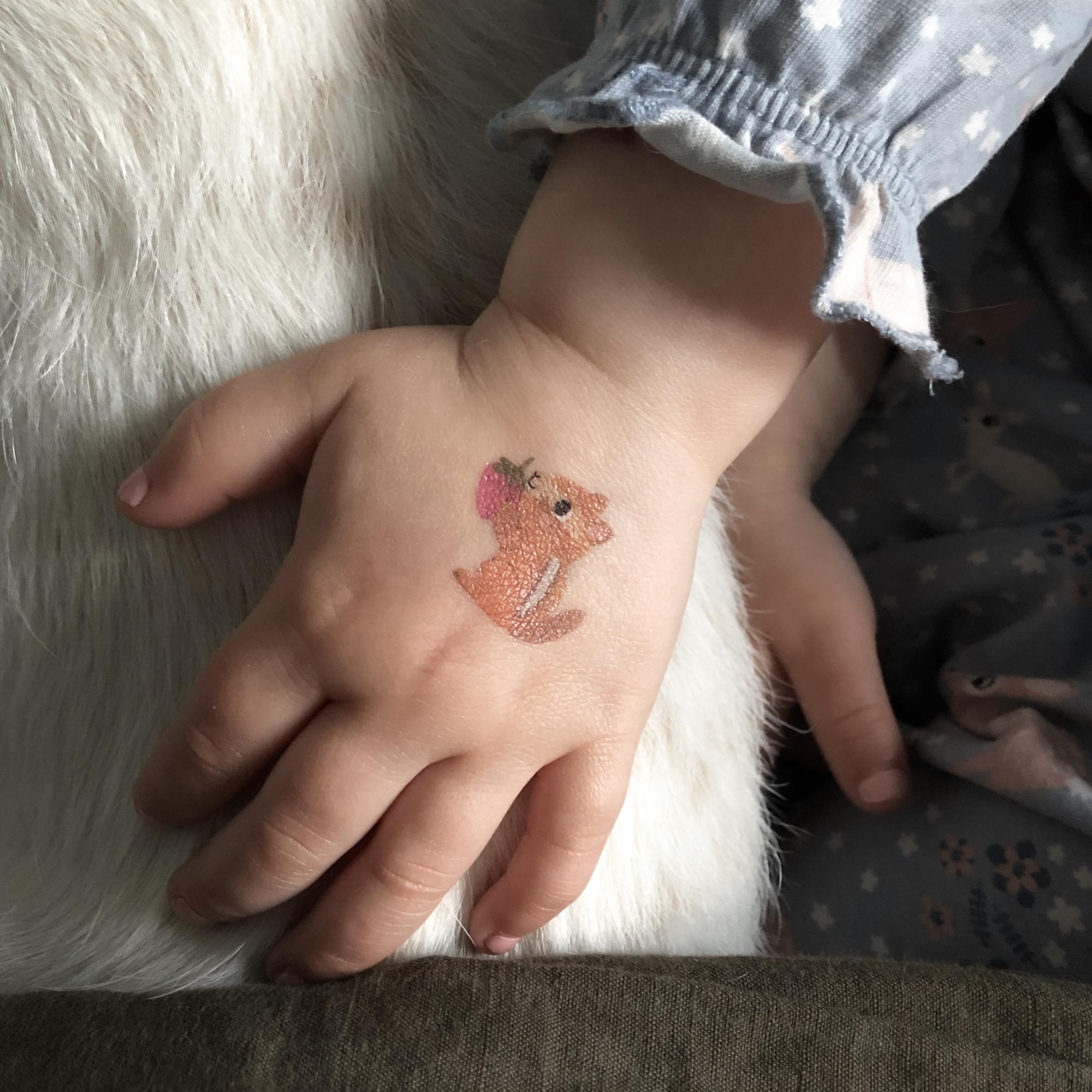 Tatueringar - Leklyckan