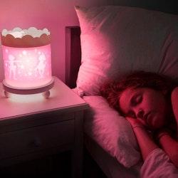Projektor Lampa - Tåg