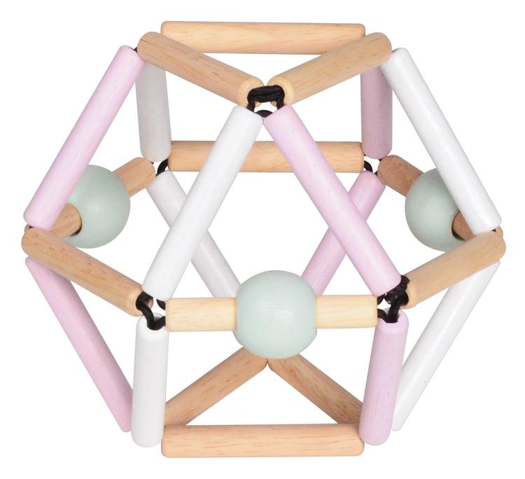 Aktivitetsleksak nordic pink