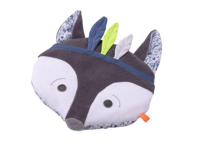Speldosa Fox boy
