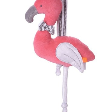 Motor toy Flamingo