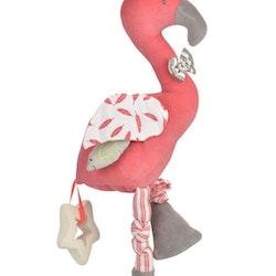 Aktivitetsleksak Flamingo