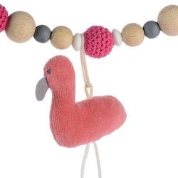 Barnvagnshänge Flamingo