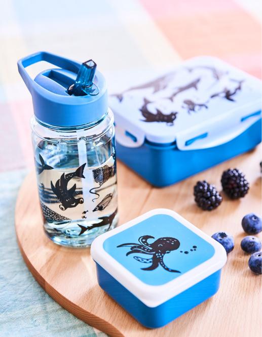 Lunchbox havsdjur