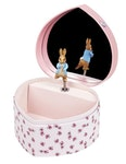 Smyckeskrin som hjärtat Pelle kanin
