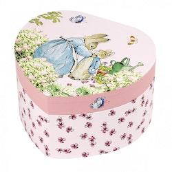 Smyckeskrin som hjärtat by Peter Rabbit