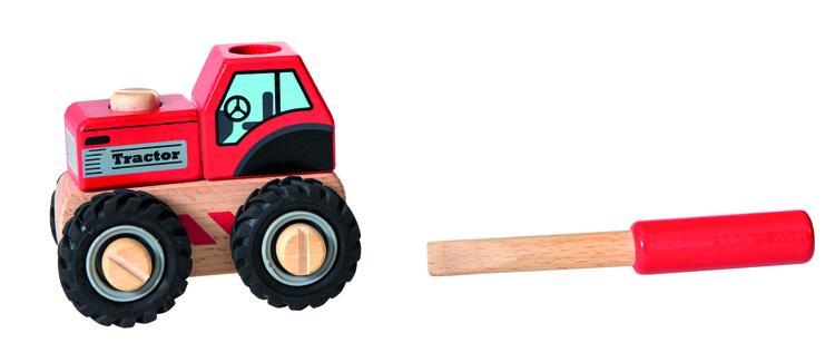 Traktor att skruva