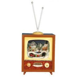 TV liten Jul