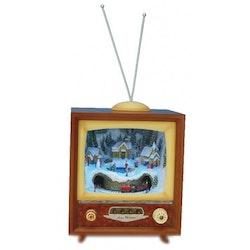 TV stor Jul