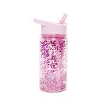 Glitterflaska rosa
