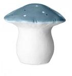 Svamplampa XL blå