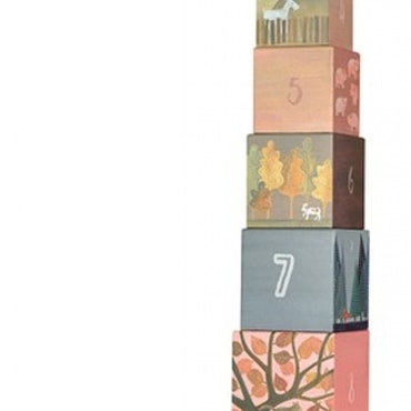 Stapeltorn 1.2.3 bondgård