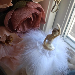 Balettdansös speldosa