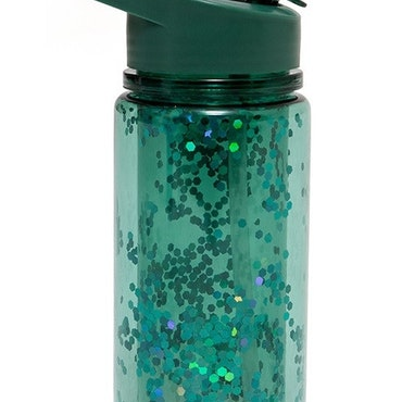 Glitterflaska salie mossa