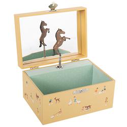 Smyckeskrin barndomsminne lantliv - Jeanne Lagarde©