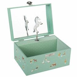 Smyckeskrin barndomsminne gässen - Jeanne Lagarde©