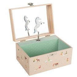 Smyckeskrin barndomsminne på ängen - Jeanne Lagarde©