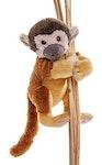 Pippi-apa låsbara armar