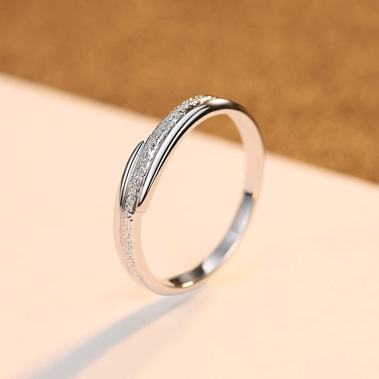 SILVER RING - Poe R1008050