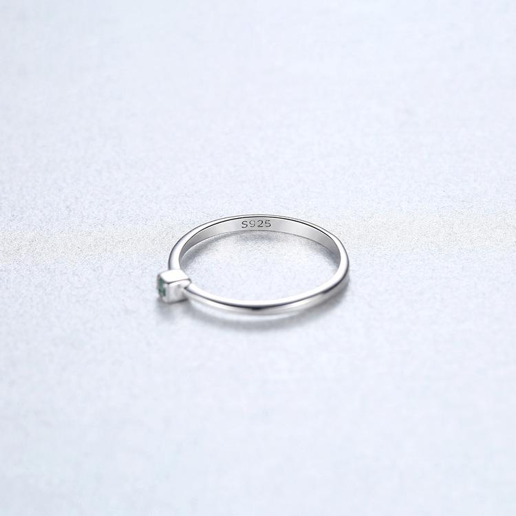 SILVER RING - Eudora R1008009