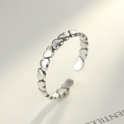 SILVER RING - Mellie JR1008003