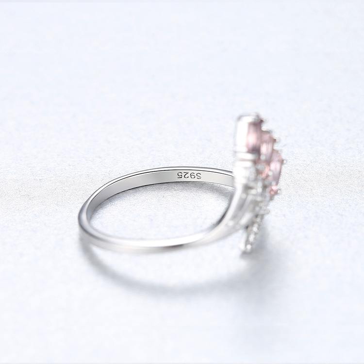 SILVER RING - Amabel JR1008001