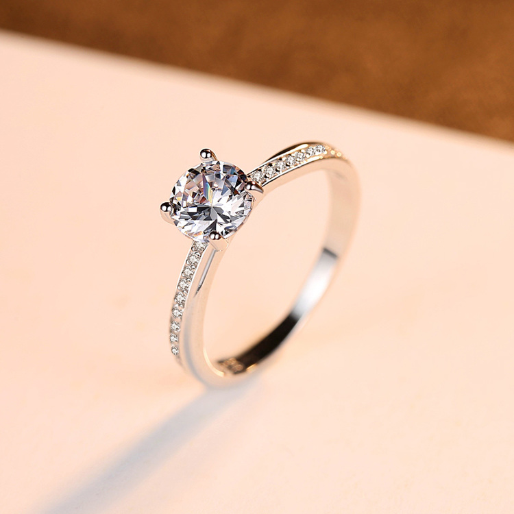 SILVER RING - Indra R1008015