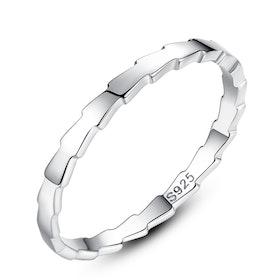 Ring i äkta sterling silver 925s R1008012