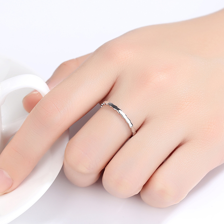 SILVER RING - Nettie R1008012