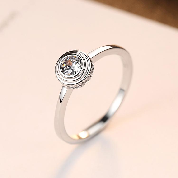 SILVER RING - Midori R1008024