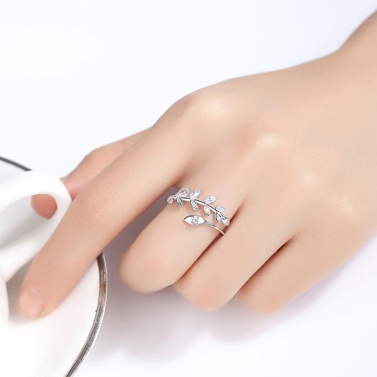 SILVER RING - Neomi JR1008004