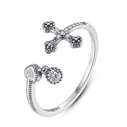 SILVER RING - Helia JR1008002