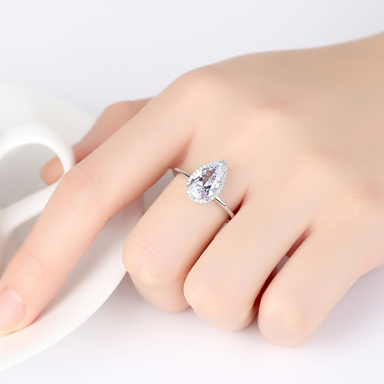 SILVER RING - Fawn R1008025