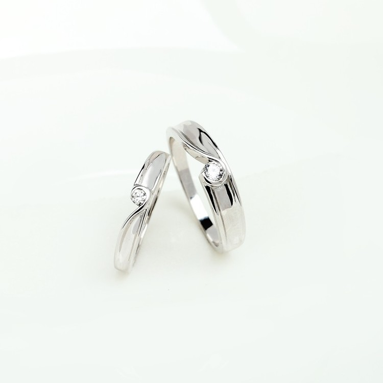 SILVER RING - Signe R1008052