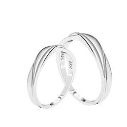SILVER RING - Afra R1008054