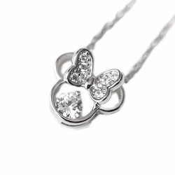 Halsband i äkta sterling silver 925s Mimmi mouse N1008003