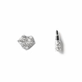 Örhängen i äkta sterling silver 925s Läppstift E1008025
