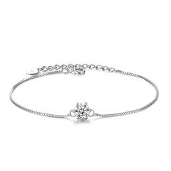 Armband i äkta sterling silver 925s A1008002