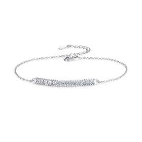 Armband i äkta sterling silver 925s A1008005