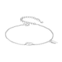Armband i äkta sterling silver 925s A1008006