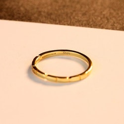 SILVER RING - Goldie R1008016