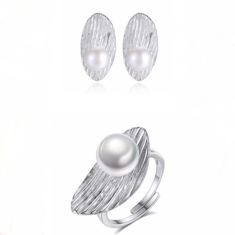 SILVER SET - Pearl