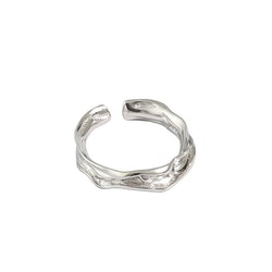 SILVER RING - Elodie JR1008020
